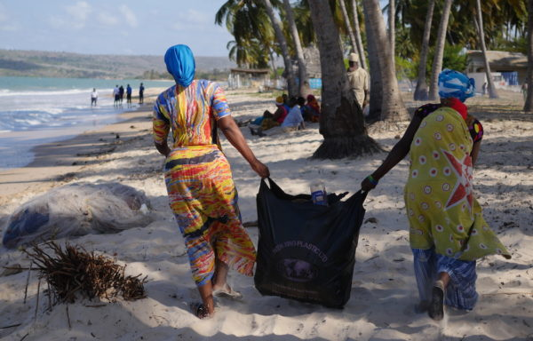 What do California, Rwanda and Morocco have in common? They have all turned the plastic bag down